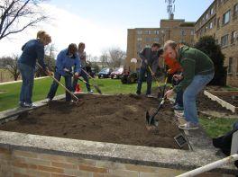 Team work gardens